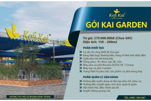 Gói KAI Garden